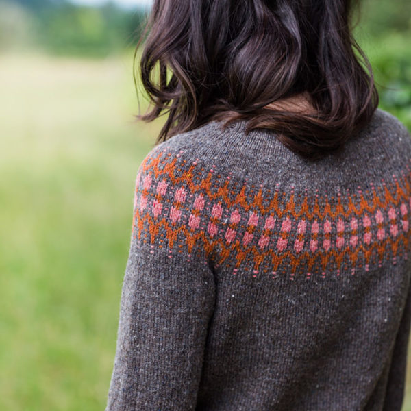 Brooklyn Tweed Pattern Voe